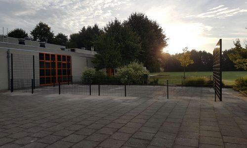 Foto Voetbalkooi 1 School Winkler Prins