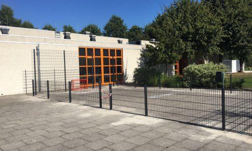 Foto Voetbalkooi 6 School Winkler Prins